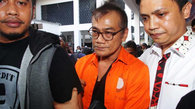 Kasus Narkoba Tio Pakusadewo