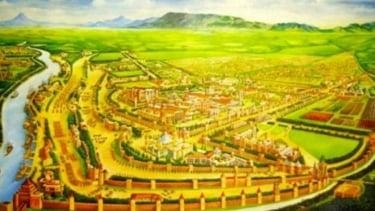 Istana Daruddunia merupakan salah satu bukti kejayaan Aceh.