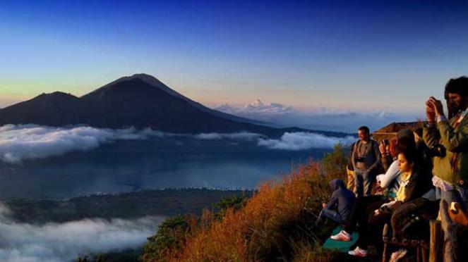 Geopark Gunung Batur, Bali.