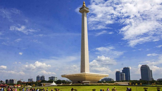 Monumen Nasional, Jakarta