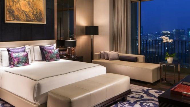 Rekomendasi Hotel Bintang 5 Jakarta Untuk Rayakan Tahun Baru
