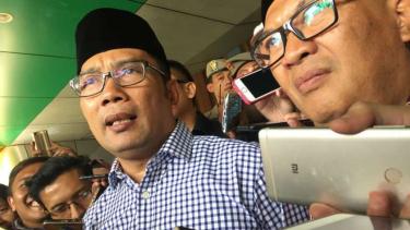 Ridwan Kamil, bakal calon gubernur Jawa Barat.