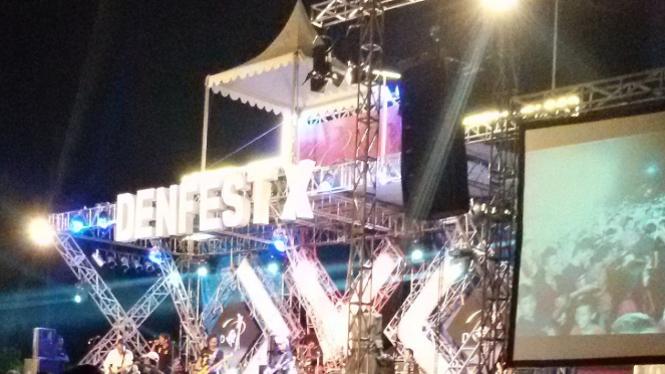 Denpasar Festival X.