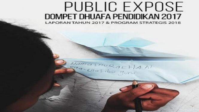 Dompet Dhuafa Pendidikan.
