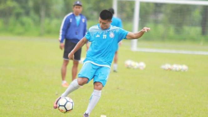 Pemain Arema FC, Jefri Kurniawan