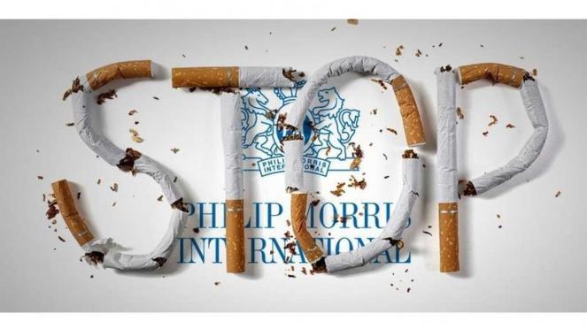 Philip Morris berhenti memproduksi rokok