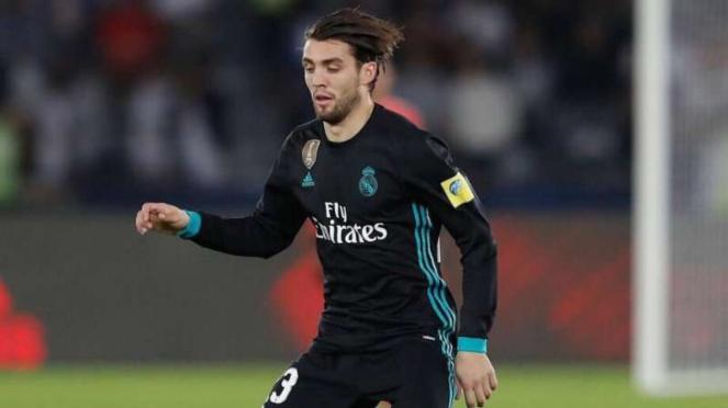 Gelandang Real Madrid, Mateo Kovacic