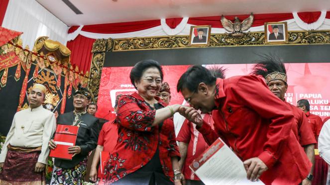 Djarot Diusung Menjadi Cagub Sumut oleh Megawati