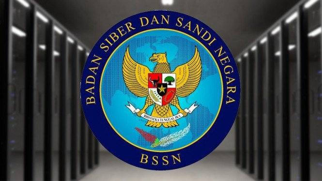 Logo Badan Siber dan Sandi Negara (BSSN).