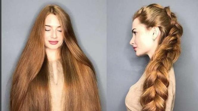 Rapunzel, Sidorova Anastasiya