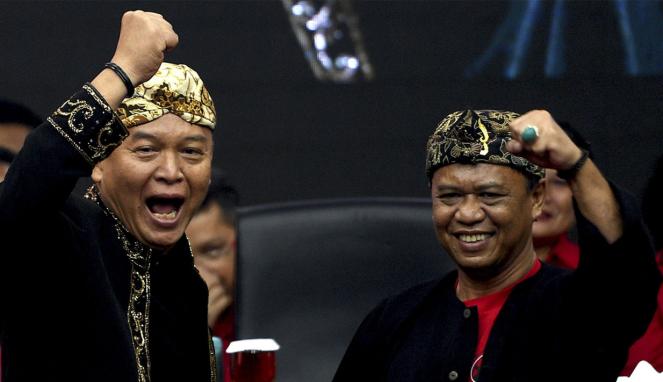 TB Hasanuddin dan Anton Charliyan.
