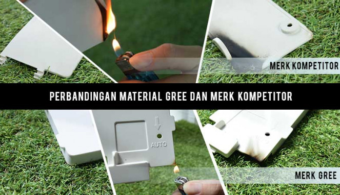 Gree C3, AC Gree terbaru yang ramah lingkungan