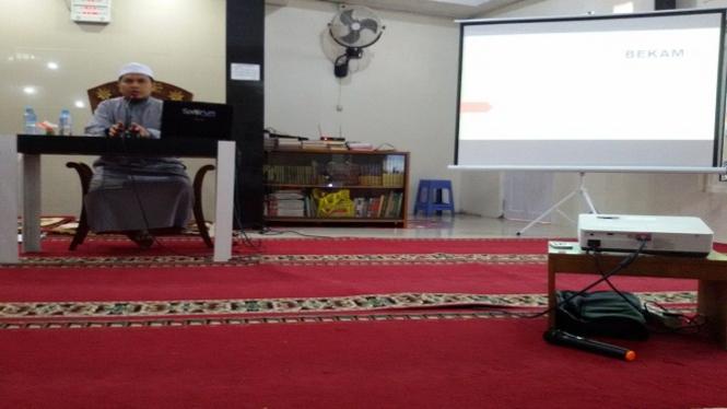 Ustaz Dr. Faizal Abdillah Shabib.