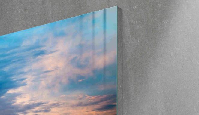 The Wall, TV modular Samsung
