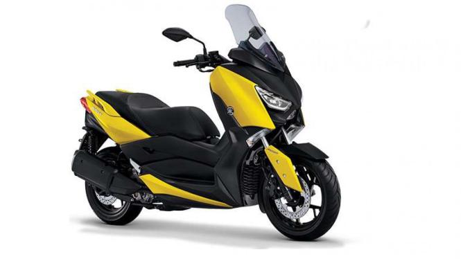 Yamaha XMAX.