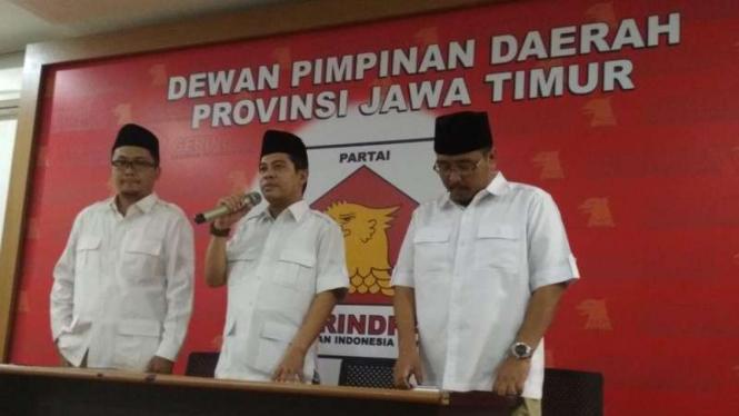 DPD Gerindra Jawa Timur
