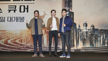Konferensi pers Maze Runner The Death Cure