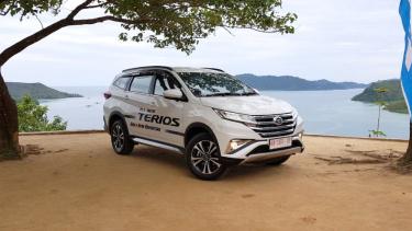 All New Daihatsu Terios.