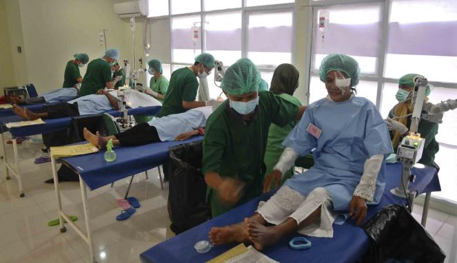 Sorot BPJS - pelayanan rumah sakit