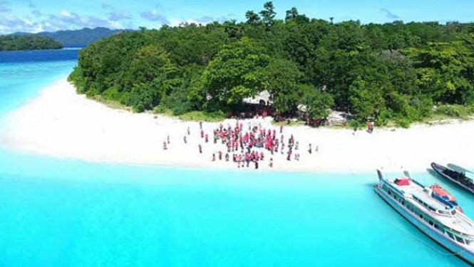 Kepulauan Talaud, Sulawesi Utara