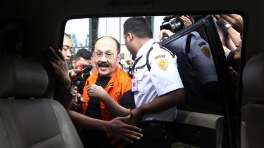 Mantan pengacara Setya Novanto, Fredrich Yunadi.