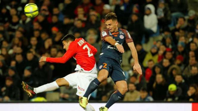 Duel Montpellier vs AS Monaco