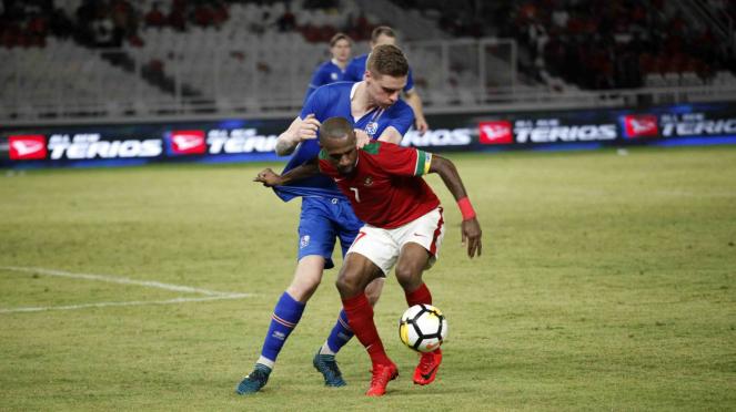 Islandia Menang Telak Atas Indonesia Dengan Skor 4-1