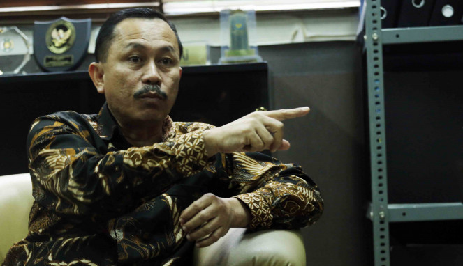 Ketua Komnas HAM Ahmad Taufan Damanik