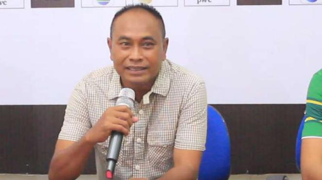 Pelatih Kalteng Putra, Kas Hartadi.