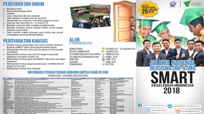 SMART Ekselensia Indonesia Islamic Leadership Boarding School.