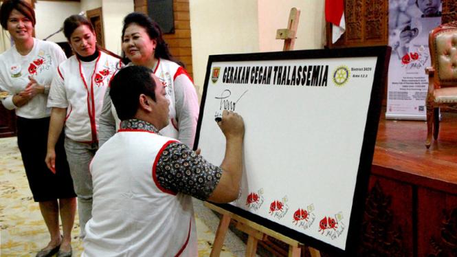 Gerakan Cegah Penyakit Thalasemia