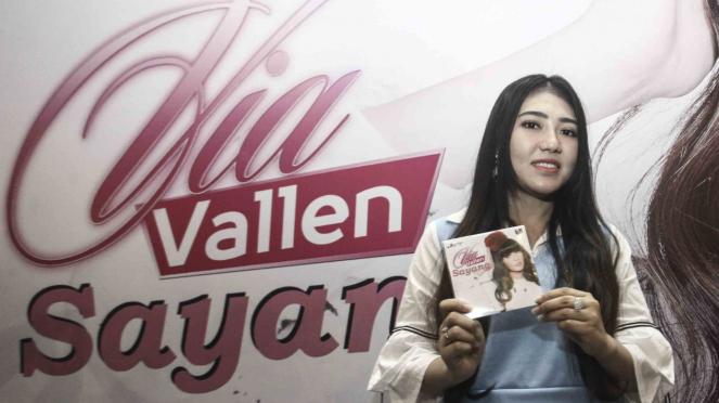 Via Vallen Garap Lagu untuk Kampanye Pilgub Jatim