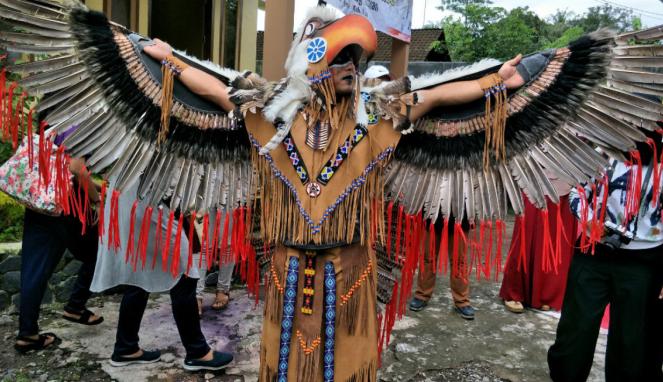 Suku Indian di Kampung Indian