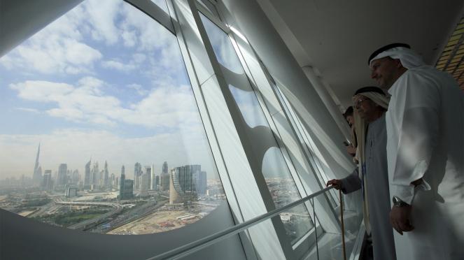 Dubai Frame, Destinasi Wisata Terbaru di Dubai