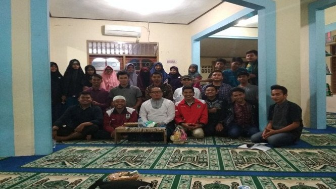 Seminar Kepemudaan KAMMI Al Fattih, Denpasar.