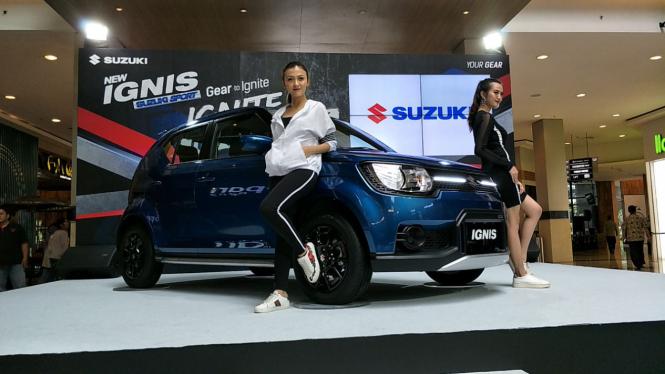 Suzuki Ignis SE.