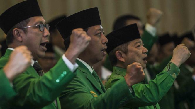 Rommy Ppp Hd: Rommy Minta Kader PPP DKI Tetap Solid Hadapi Pemilu 2019