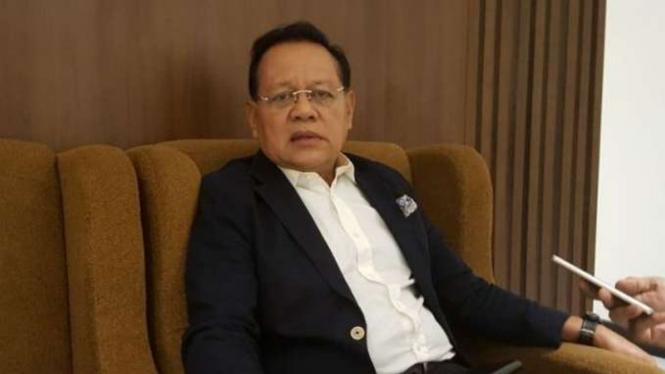 Calon Gubernur Jawa Barat Sudrajat.