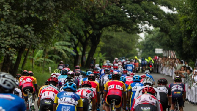 Tour de Indonesia 2018