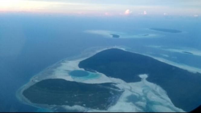 Pulau kecil tak berpenghuni di Kei Kecil Maluku Tenggara