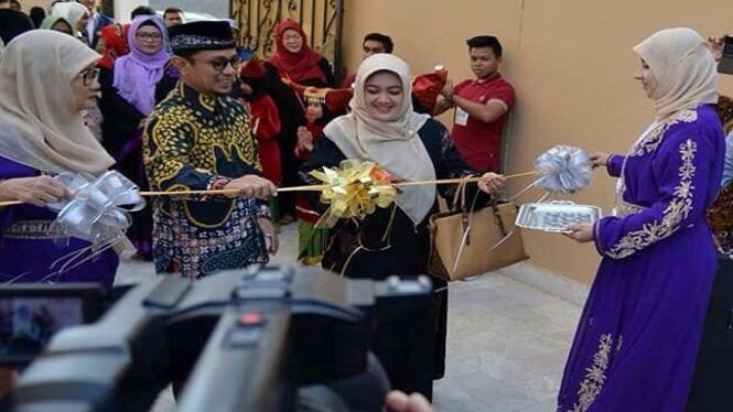 Semarak Family Charity Day Indonesian Islamic International School Jeddah.