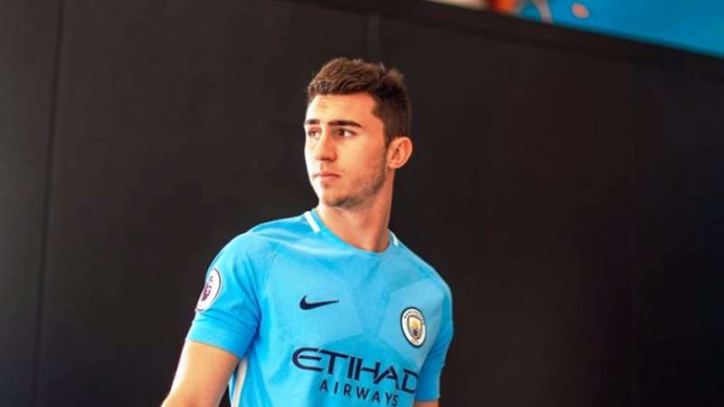 Bek Manchester City, Aymeric Laporte.