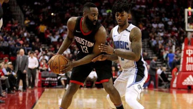 James Harden, Pemain Houston Rockets