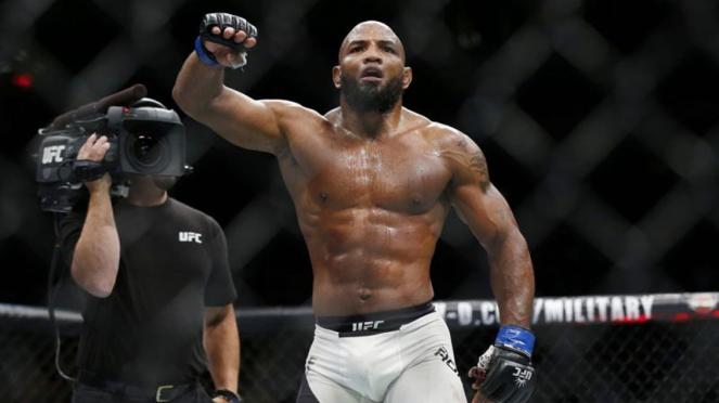 Petarung UFC, Yoel Romero