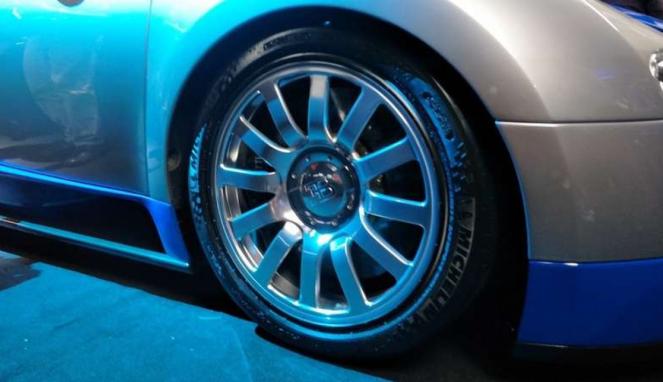 Ban Bugatti Veyron.