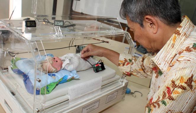 Inkubator Rumahan Gratis ala Prof. Raldi
