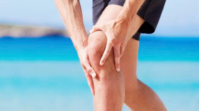 Ilustrasi penderita osteoartritis.