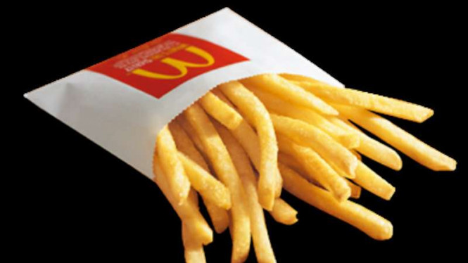 Kentang goreng McDonald's