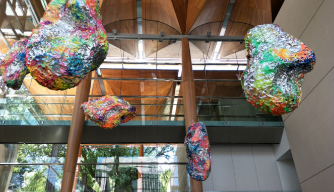 Auckland Art Gallery, Selandia Baru.