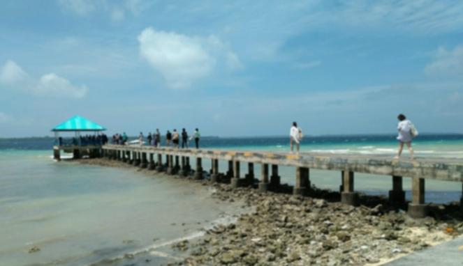 Desa Dullah Laut Maluku Tenggara